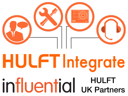HULFT Integrate - HULFT Data Consultancy, Services and Support with UK Partners Influential